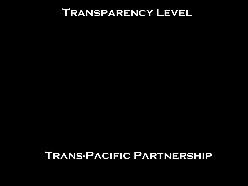 Solid black box - Transparency Level TPP