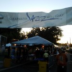 Clearwater Jazz Holiday at Coachman Park on October 18-21