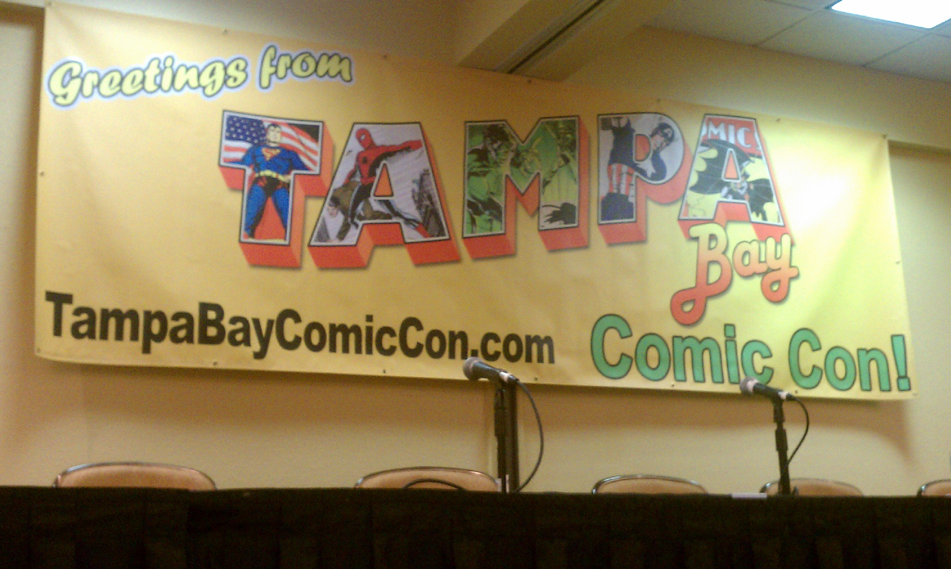 tampa bay comic con speed dating