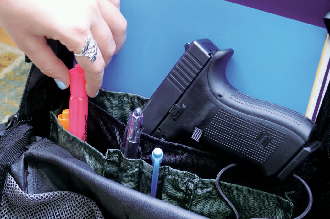concealed carry on college campuses